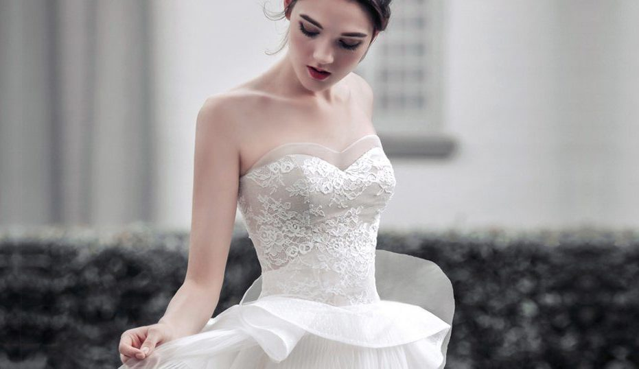 Wedding Gown Rental Singapore
