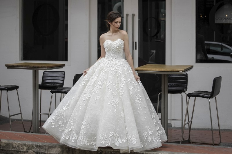 top bridal shop singapore