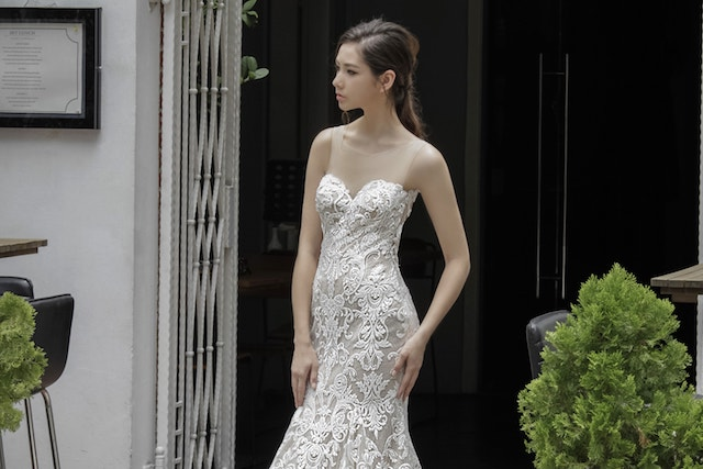 singapore princess wedding dress