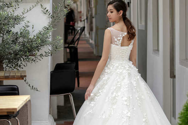 Designer Bridal Dress, Designer Bridal Dress Singapore