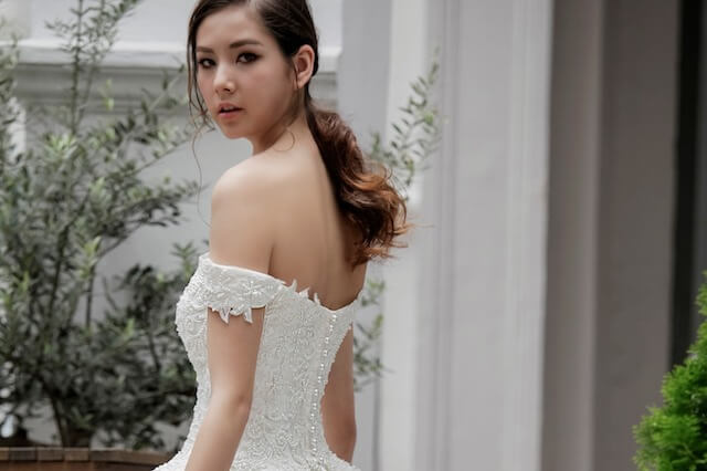 Elegant Wedding Gown, Bridal Gown Rental